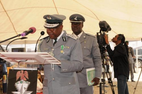 CGC-ABDULLAHI-DIKKO-INDE-DELIVERING-HIS-WELCOME-ADDRESS