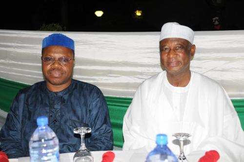 Fmr-Sole-Administrator-Of-Nigeria-Customs-Service-General-SOG-Ango-and-a-guest-at-the-dinner-party