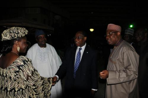 HMF-Olusegun-Aganga-meets-with-DG-Rep.-of-Niger-Customs-Hajiya-Zeinab-Idrissa